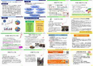 分科会と地域ブロック会の紹介の画像